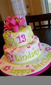 13th Birthday Cake Ideas For Girl - A Birthday Cake