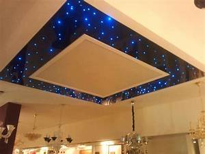 plafond deco designfauxplafonddeluxe With modele de platre decoration