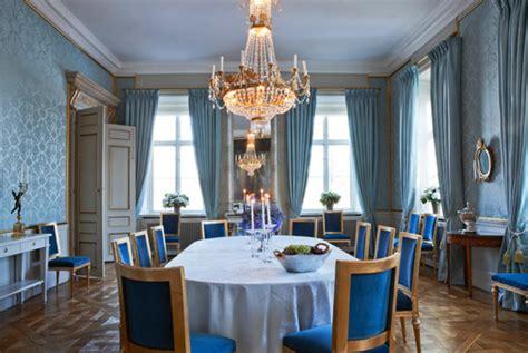 sj home interiors bilder från haga slott sveriges kungahus