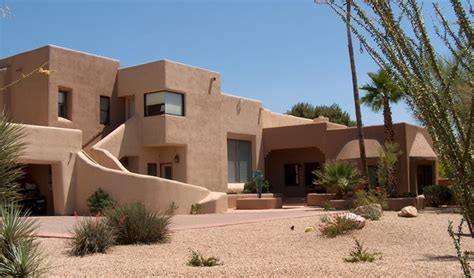 southwestern houses exterior southwestern homes southwestern exterior phoenix by paint colors by sue