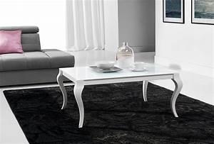 Tisch Retro Design : hochwertiger couchtisch retro tisch mn 1 wei seidenmatt mit wei glas barock couchtische wei e ~ Markanthonyermac.com Haus und Dekorationen
