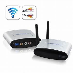 Transmetteur Video Sans Fil : transmetteur audio vid o sans fil image son ~ Dailycaller-alerts.com Idées de Décoration