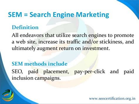 Search Engine Optimization Meaning by Search Engine Optimization Beyond Meta Tags