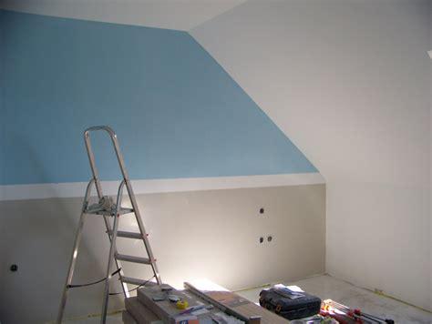 4 murs papier peint chambre comment peindre les murs avec 4 couleurs