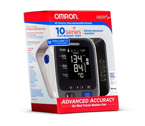 Amazon.com: Omron 10 Series Wireless Upper Arm Blood