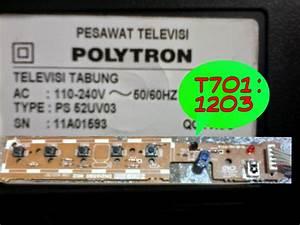 Dw Electronics  Tv Polytron U