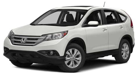 2014 Honda Cr-v Ex-l 4dr All-wheel Drive Pricing And Options