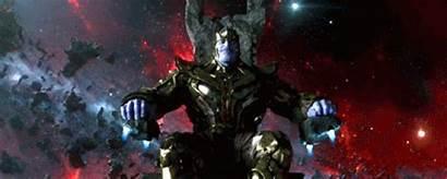 Thanos Infinity Avengers War Marvel Trailer Gauntlet