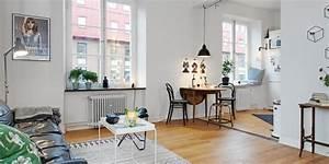 Petit Salon Cosy : un petit appartement cosy et styl madame d core ~ Melissatoandfro.com Idées de Décoration