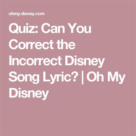 disney song lyrics ideas  pinterest funny