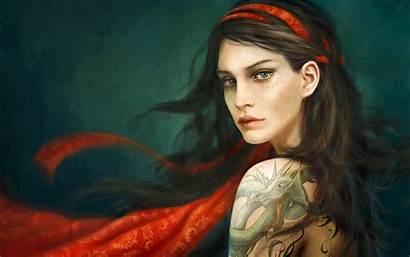 Elf Female Fantasy Woman