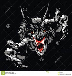 Wolf Devil Royalty Free Stock Photography - Image: 31583037