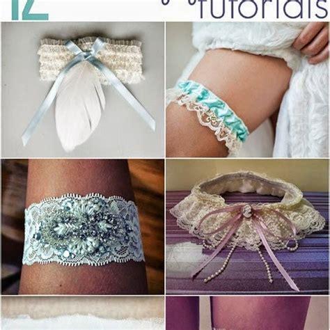 all cheap crafts 12 diy wedding garter tutorials