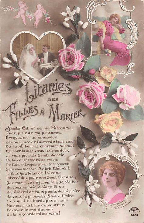 Carte De Sainte Catherine à Imprimer by Cartes De Sainte Catherine Page 9