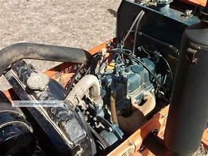 Kubota B7200d Tractor 4x4 With Bush Hog