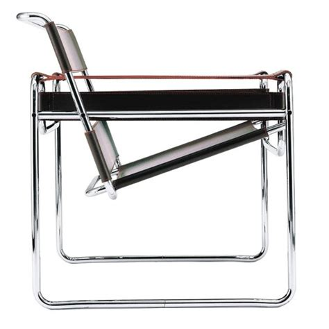wassily chair by marcel breuer 60s furniture pinterest