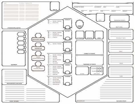 5 Minute Workday » Character Sheet Copy