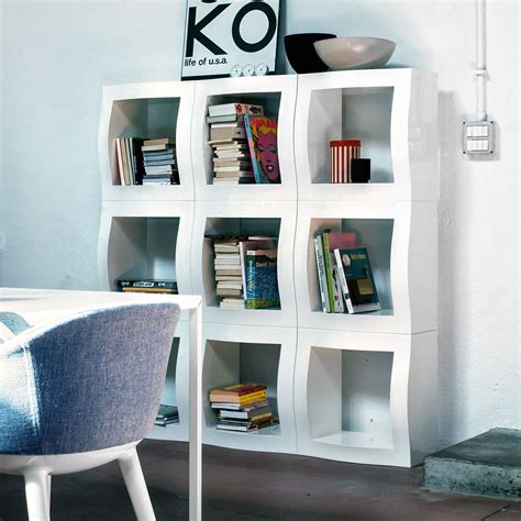 libreria cubi libreria a cubi boogie woogie di magis arredaclick