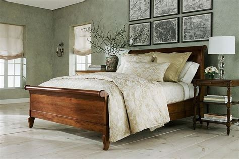 ethan allen furniture bedroom ethan allen bedroom furniture cherry sleigh bed