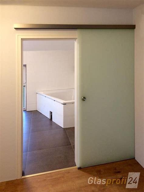 Schiebetür Für Badezimmer by Glasschiebet 252 R Mit Softclose Piano Glasprofi24