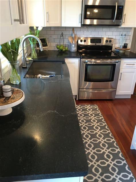 nero mist honed granite black granite countertops