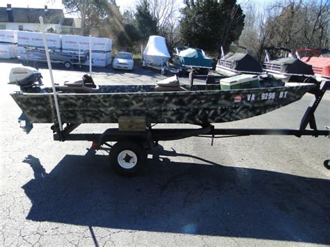 Used Fishing Boats For Sale Near Me by Jon Boats For Sale