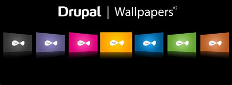 Drupal Wallpapers R2, Dakku By Njt1982 On Deviantart