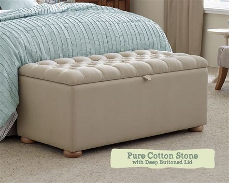 Large Ottoman by Large Ottoman The Headboard Workshop