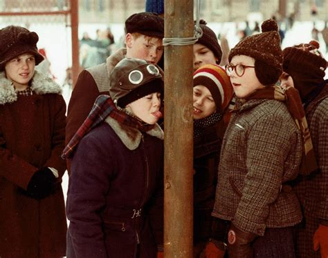 a christmas story musical casts miss shields and ralphie s