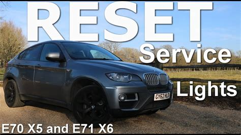 How To Reset Brake Light On Bmw X5