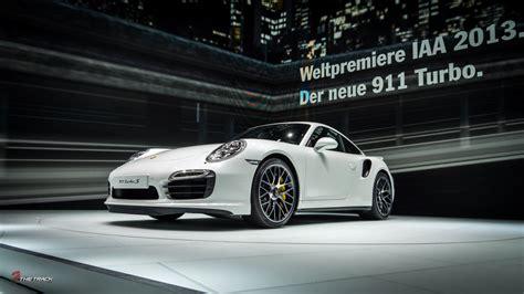 Nieuwe 911 Turbo S Officieel 2thetrack De Plek Voor
