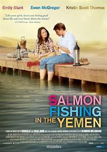 Salmon Fishing in the Yemen   fresh movie reviews drone ...