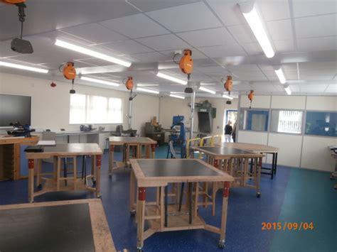 dt classroom meole brace school science college