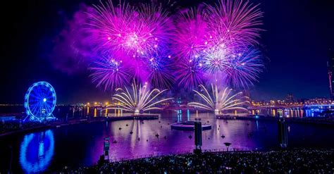 huge eid fireworks display coming  dubai  weekend