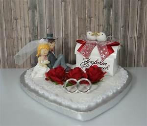 Geschenke Für Hochzeit : geldgeschenk herz brautpaar deko rot hochzeit ebay ~ A.2002-acura-tl-radio.info Haus und Dekorationen