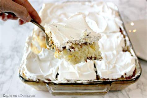 pineapple angel food cake recipe   ingredients