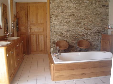 sous de bureau pas cher salle de bains photo 2 2 bois et blanc