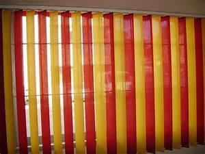 Store A Lamelle : store a lamelle verticale decoration store lamelle bois ~ Edinachiropracticcenter.com Idées de Décoration