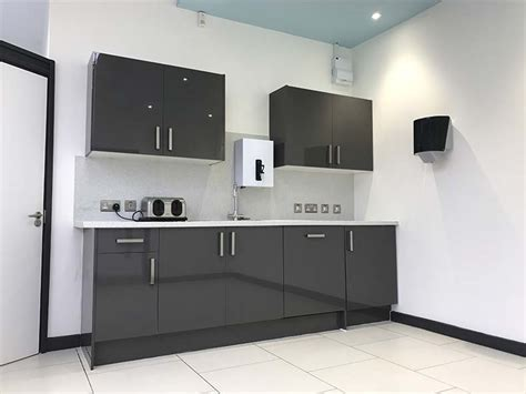 Office Kitchen by Office Kitchen Fit Out In Bristol For Unite Union Study