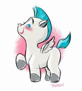 Baby Pegasus - Hercules