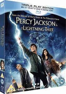 Percy Jackson & The Olympians: The Lightning Thief ...