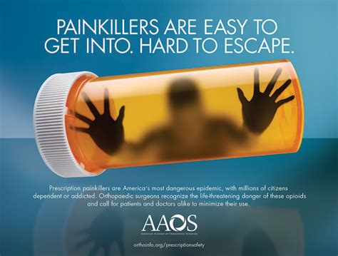 aaos public service campaigns tackle opioid misuse