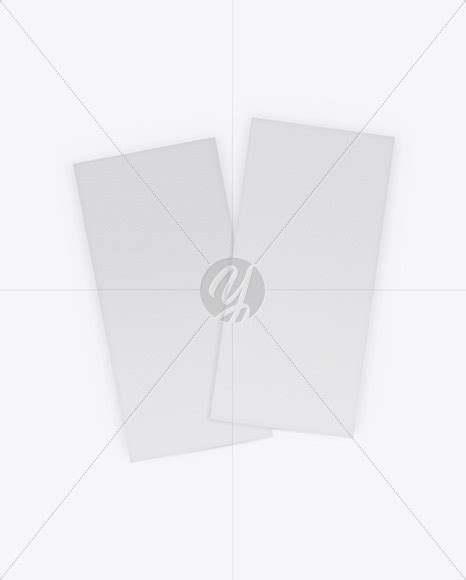 Opened matte mascara tube mockup 43418 tif. Download Two Textured Brochures Mockup PSD