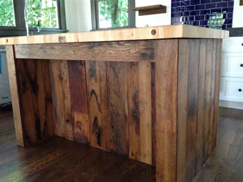 salvaged wood kitchen island kitchen reclaimed wood kitchen island front reclaimed