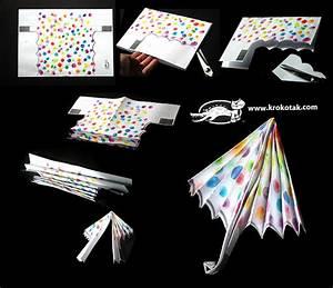 krokotak Paper Umbrella