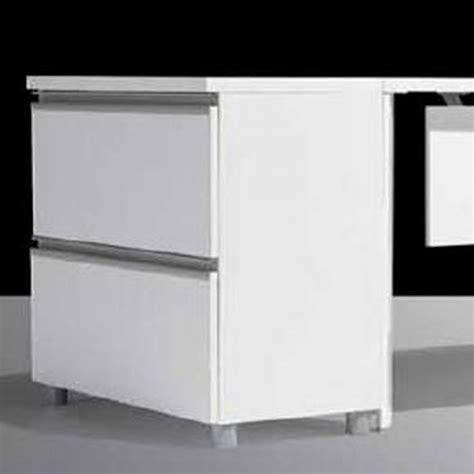 bureau avec caisson dossier suspendu meuble de rangement pour dossiers suspendus caisson pour