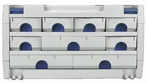Werkzeugkiste Mit Schubladen : werkzeugkiste schubladen systainer mit 9 schubk sten online bei h fele ~ Eleganceandgraceweddings.com Haus und Dekorationen