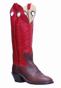 Handmade Boots Drew's Buckaroo Cowboy Boot Style #DRH316
