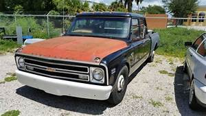 1968 Chevrolet C10 C30 Crew Cab Diesel For Sale In Bradenton  Florida  United States For Sale