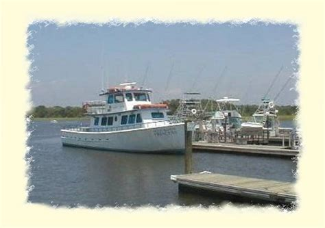Charter Boat Fishing Oak Island Nc by Oak Island Carolina